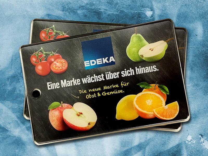 Werbeartikel für Edeka - Agentur Markentauglich.