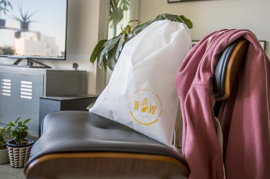 nachhaltiger Turnbeutel, nachhaltige Tasche