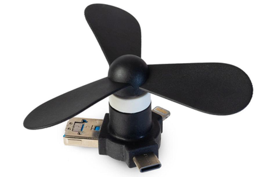 Handy Ventilator 4 in 1