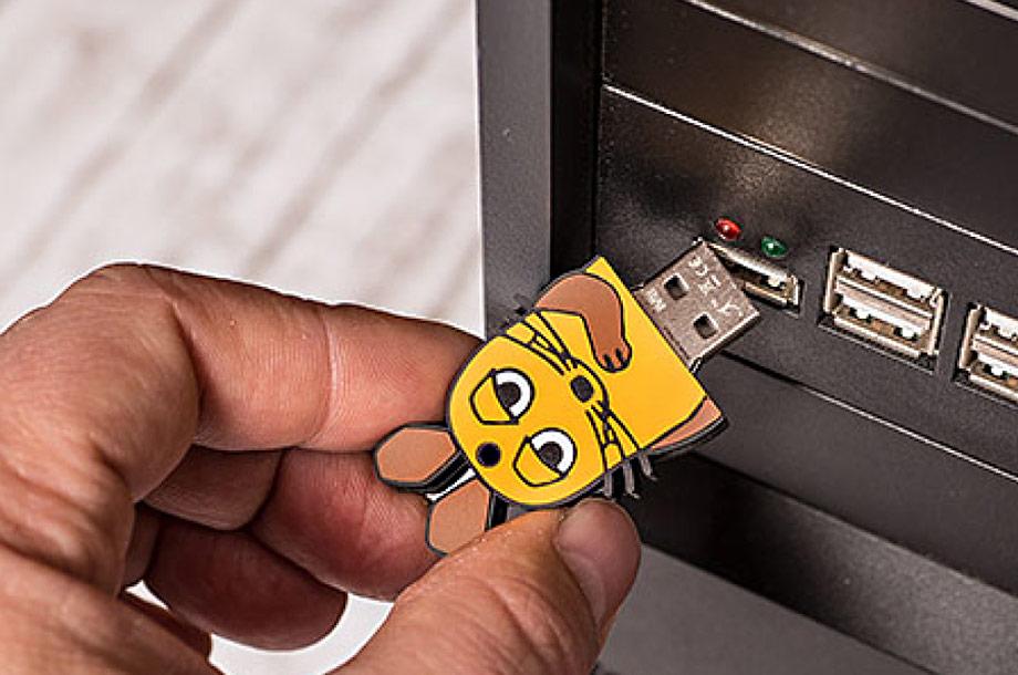 individueller USB Stick