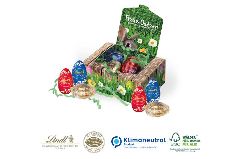 Lindt Mini-Eier, 6er Osternest